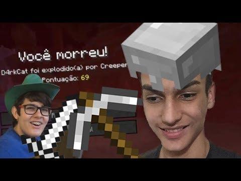 MINECRAFT RAIZ | Minecraft: D4RKS - Part. 1 (Ft. Gabriel Rinaldi)