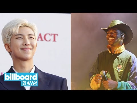 Our Hearts Weren't Ready for Lil Nas X and BTS' RM's 'Seoul Town Road'! | Billboard News