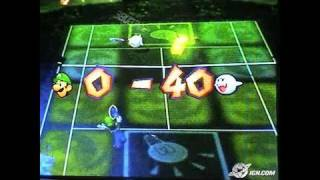 Mario Power Tennis GameCube Gameplay_2004_09_08_2