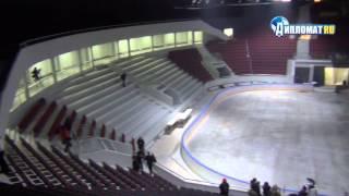 """ДС """"Юбилейный"""" к чемпионату мира по хоккею практически готов"""