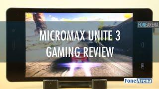Micromax Unite 3 Review Videos