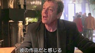 ピエール・ルメートルが初の映画化の喜び語る貴重なインタビュー映像/映画『天国でまた会おう』特別映像