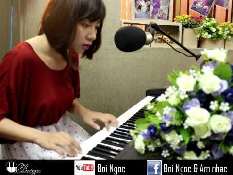 Bèo Dạt Mây Trôi | Singing and Piano Cover | Bội Ngọc Piano