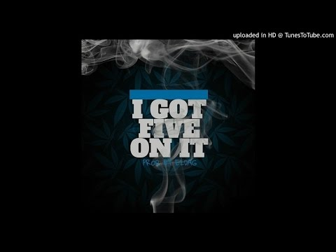 5 On It - Ty$ / Wiz Khalifa / Type Beat (Prod.by E2DAG)