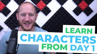Can You Start Learning Chinese Characters From Day 1?