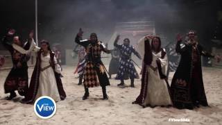 Medieval Times Rocks The #ViewSlide | The View