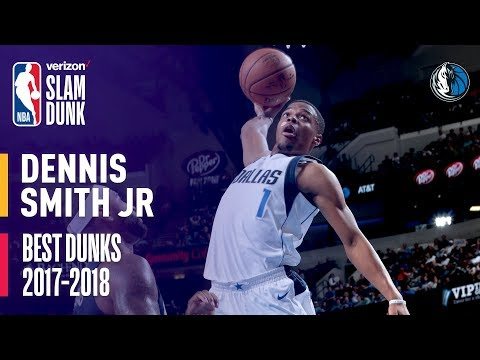 Dennis Smith, Jr. | Slam Dunk Contest Entrant | 2018 All-Star Saturday Night