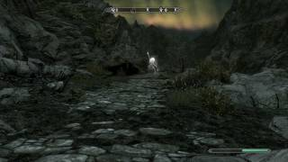 Skyrim-The most difficult and beautiful zone in Skyrim 1080p full Graphics