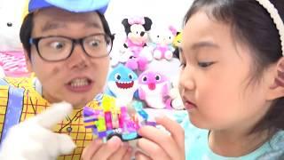블럭 장난감으로 나만의 레이싱카를 만들어봐요! 어떤 자동차가 가장 빠를까요? 레고 장난감 놀이 LEGO Block Toy Car