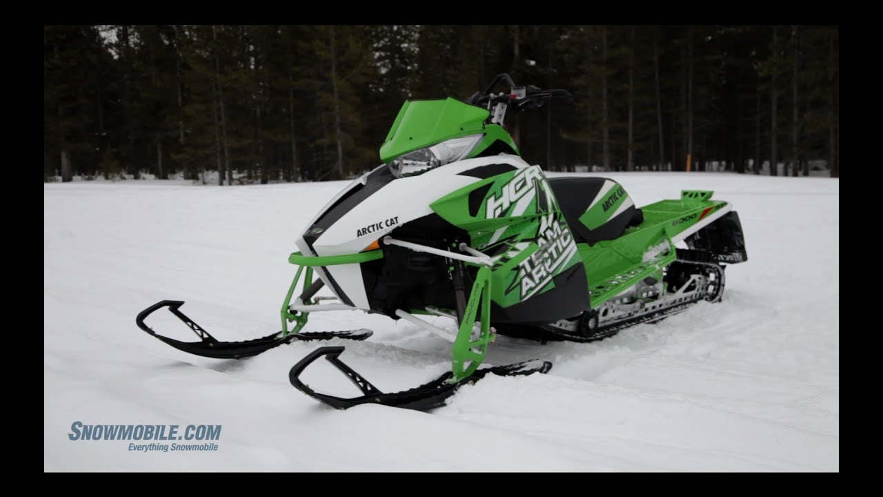 Arctic Cat Turbo Snowmobile Youtube