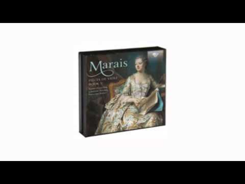 Marais - Pièces de Viole, Book V Brilliant Classics  4CD  94646