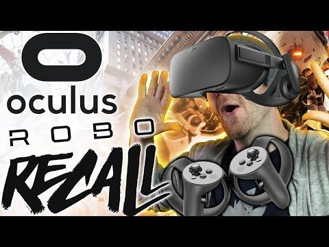 Robo Recall (Oculus Touch)