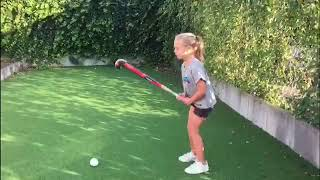 Hockey oefeningen #2 - Pleun Marijne