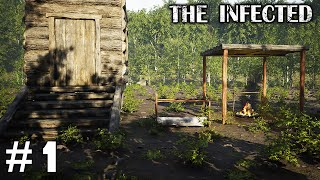 The Infected Part 1 - How To Start, Cook Food And Boil Water