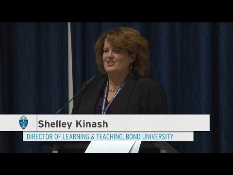 Being Employable when the Work isn't there - Shelley Kinash (Bond University)