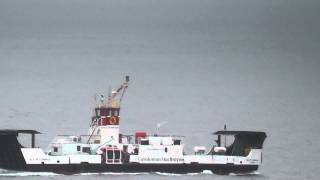 Mv Isle Of Cumbrae In Rothesay Bay