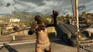 Dying Light Modified Weapon Test
