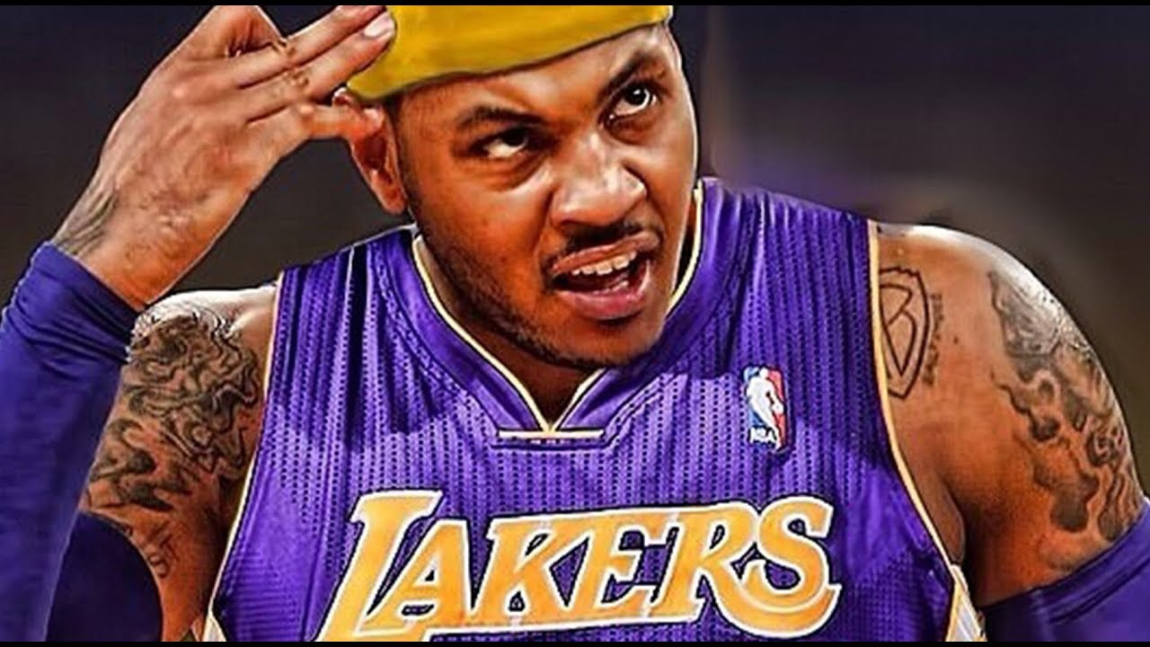 innovative design 122a6 3b3f5 Carmelo Anthony CLOSE to Signing With New Team & The Lakers Are A  Frontrunner!