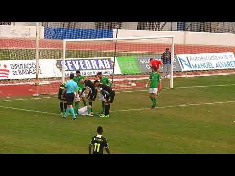 RESUMEN VILLANOVENSE VS FC CARTAGENA