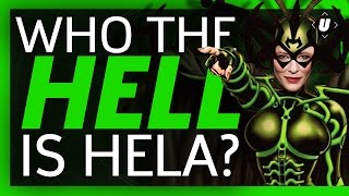 Who The Hell is Hela?!