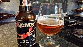 North Coast Brewing Acme California Pale Ale | American Craft Beer Review