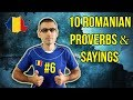 10 ROMANIAN PROVERBS AND SAYINGS #6