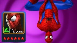 Marvel: Future Fight - 6-Stars Spider-Man [MAX RANK]