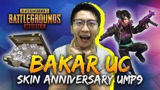 Gambar cover BAKAR UC AUTO ANNIVERSARY! UMP9 KECE! - PUBG Mobile Indonesia