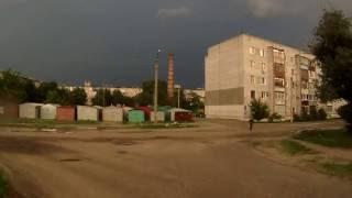 Gambar cover Вечер, ветер _ перед дождём... я видел как небо меняет свой цвет!... Урюпинск _ 27 мая © 2016 год.