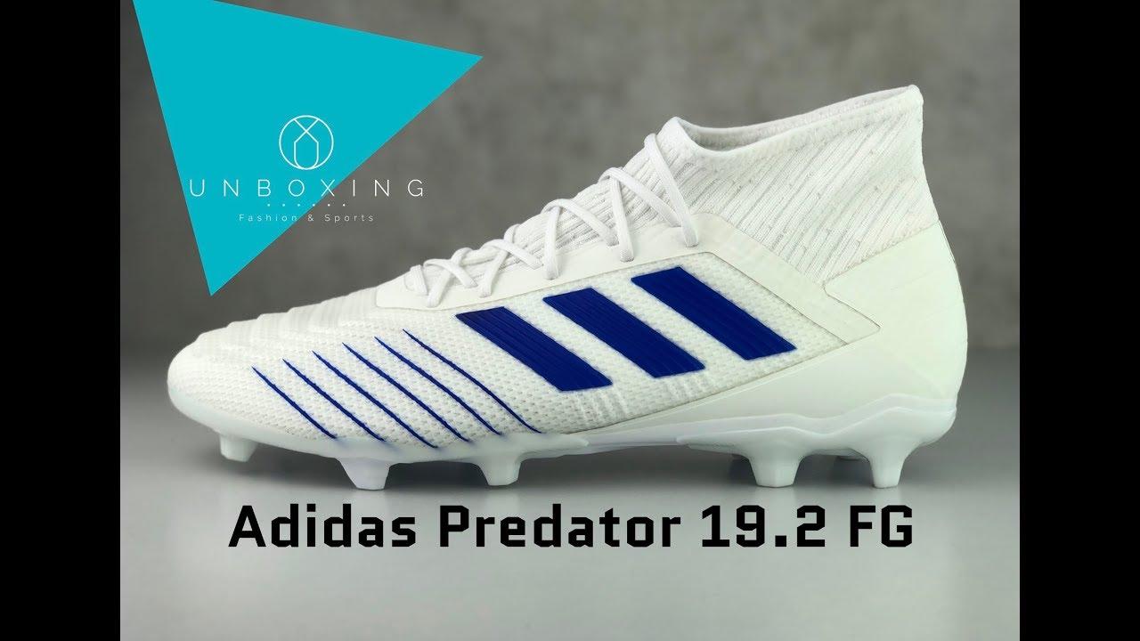 Adidas Predator 19.2 FG 'Virtuso Pack' | UNBOXING | football boots | 2019