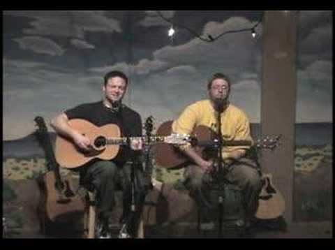 Shane Barnard Psalm 145 live Acoustic