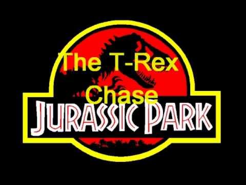 The TRex Jeep Chase  Unreleased Jurassic Park Soundtrack
