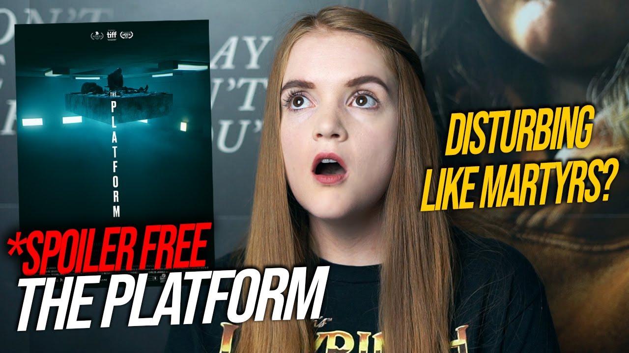 The Platform (2019) SPOILER FREE REVIEW | Netflix VOD Sci-fi Horror Thriller