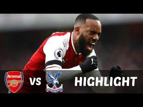 Download Arsenal vs Crystal Palace [ 4 - 0 ] - All Goals & Extended Highlight - 20/01/2018 HD