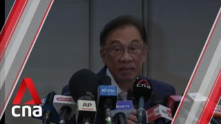 Malaysian opposition leader Anwar Ibrahim to meet the King on Oct 13