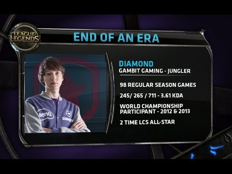 Gambit Darien and Diamond benched - more info, LCS players reactions,  stats, emotions