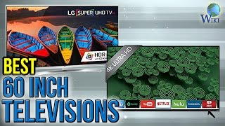 7 Best 60 Inch Televisions 2017