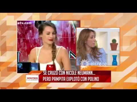 El fuerte enfrentamiento entre Fernanda Iglesias y la Chipi