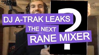 DJ A-Trak Just Leaked The Next Rane Mixer!!!