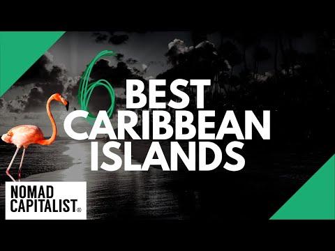 Six Tax Friendly Caribbean Islands