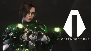 Ascendant One Medusa Gameplay - F2P Early Access - OP Support Hero