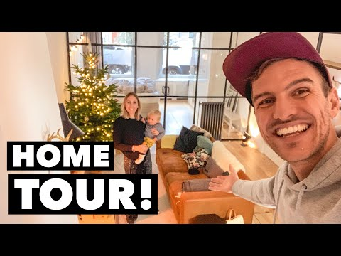 HOME TOUR 2018! - Sas & Syb