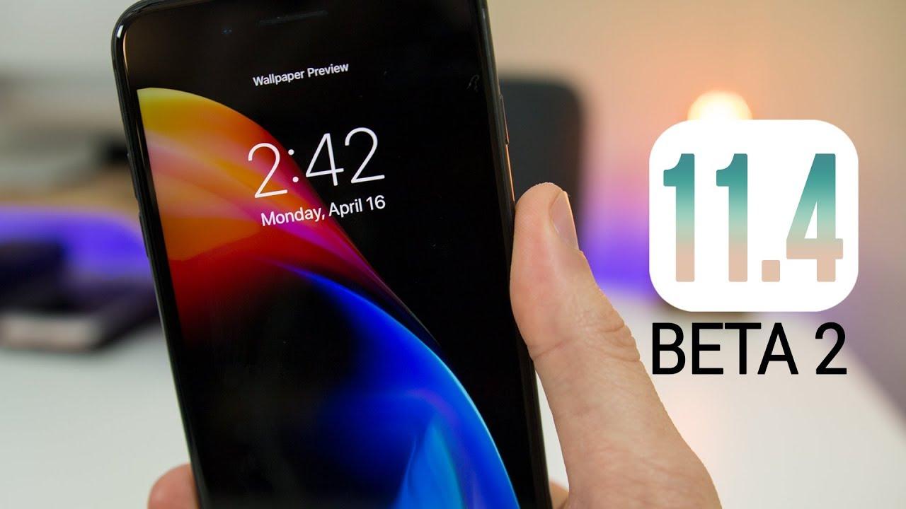 IOS 11.4 Beta 2 Released