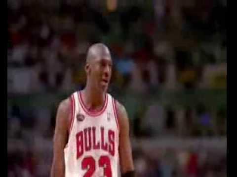 Michael Jordan Music: Seal  Fly like an eagle