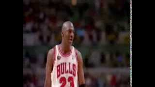Michael Jordan (Music: Seal - Fly like an eagle )