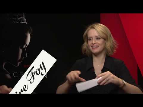Claire Foy & Matt Smith On Things British People Say... And What They Really Mean.