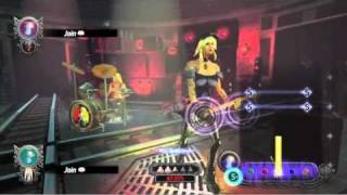 Power Gig: Rise of the SixString - Chording Mode
