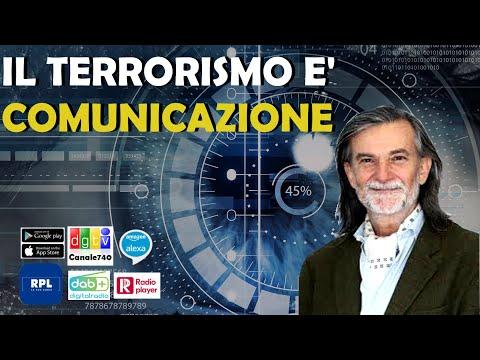 Marco Lombardi: Il Terrorismo è Comunicazione
