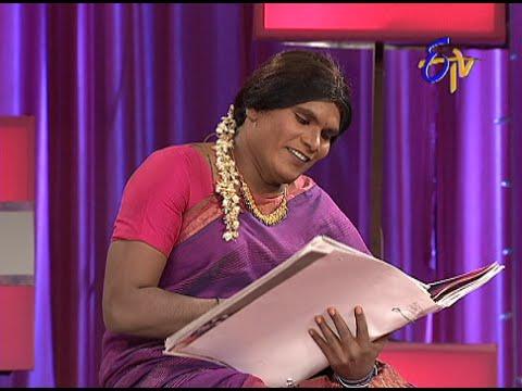 Extra Jabardasth -    - Chammak Chandra Performance on 6th February 2015