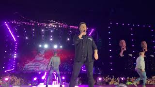 Westlife - Dynamite  | Performed Live For The First Time At Croke Park | Dublin